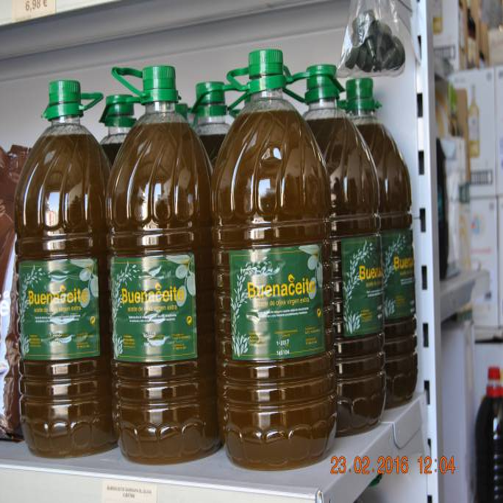EXTRA VIRGIN OLIVE OIL 50 CL.