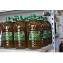 Bouteille de 5 litres d'huile d'olive espagnole