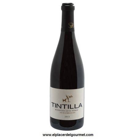 Red wine Tintilla Luis Perez 75 cl.