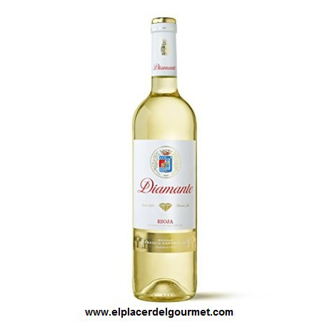 Wine Diamante Blanco 75 CL