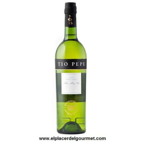 Sherry  Fino Tio Pepe 75 cl.