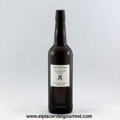 SHERRY Amontillado en Rama Cruz Vieja, 75 cl.