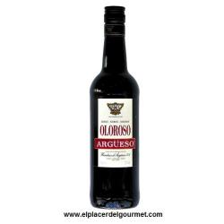 Jerez vino Oloroso Argueso 75 cl.