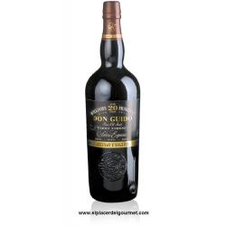 WINE D.O. Jerez Xérès Sherry  SHERRY DON GUIDO PEDRO XIMENEZ V.O.S.20 AÑOS 75 CL.