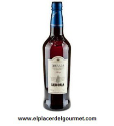 DO Jerez-Xéres-Sherry Sandeman Sherry Armada Superior Cream 75cl.