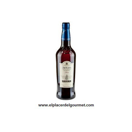 Sandeman Sherry Armada Superior Cream 75cl.
