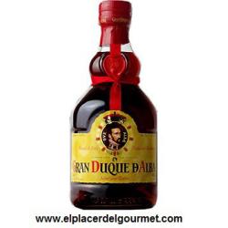 brandy GRAN DUQUE DE ALBA brandy Solera Gran Reserva botella 70 cl