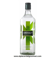 Greenall's London Dry Gin botella 70. Buy 6 units with a 5% discount