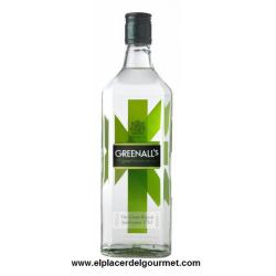 Greenall's London Dry Gin botella 70. Acheter 6 unités avec un rabais de 5%