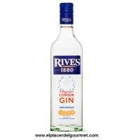 1880 GIN RIVES BOT. 70 CL.