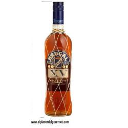 BRUGAL X.V. RHUM reserva dominicano botella 70 cl