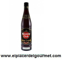 RON HAVANA CLUB 7 AÑOS BOT.70 CL.