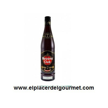 RON HAVANA CLUB 3 AÑOS BOT.70 CL.
