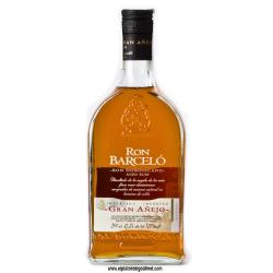 Großartiger alter Rum BARCELO BOT. 70 CL.