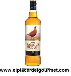 WHISKY FAMOUS GROUSE BT, 70 CL.