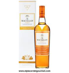 THE MACALLAN Amber whisky escocés de malta 12 años botella 70 cl