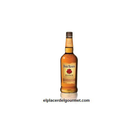 FOUR ROSES bourbon botella 70 cl