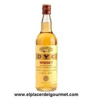 WHISKY DIC 8 AÑOS 70 CL.