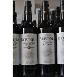 SHERRY vin oloroso 75cl moyen BERTOLA BODEGA.
