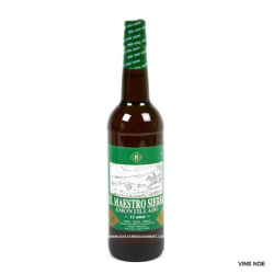 Maestro Sierra Amontillado sherry Superior 12 years BOT 75 CL