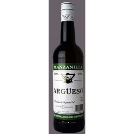 Jerez Manzanilla Argueso 75 cl