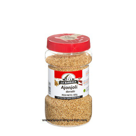 Ajonjoli barrack golden pot 400g