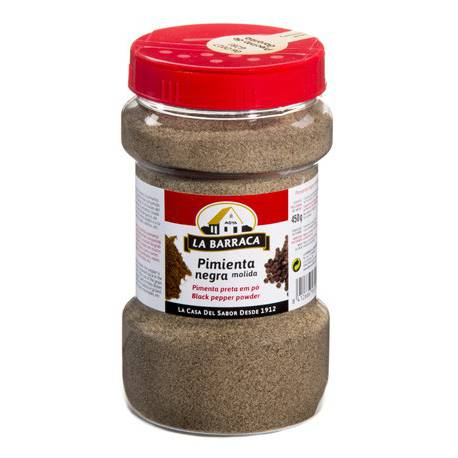 black peppercorns boat barrack 415 grams