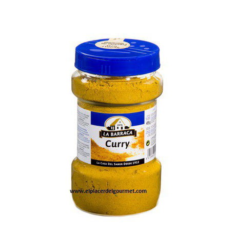 curry sazonador la barraca bote 415 gramos