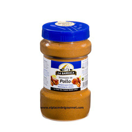 poultry seasoning 700g pot barrack