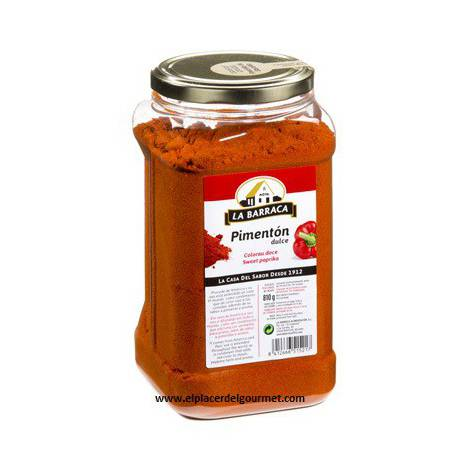 essence PAPRIKA 800 gr pot