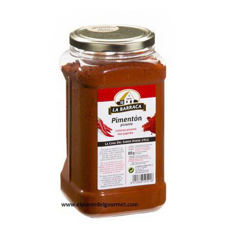 PAPRIKA 800 gr pot barrack