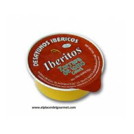"Cream sobrasada ""Iberitos"" (25g x 45 pcs)"