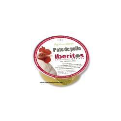 Paté de pollo Iberitos 25 GRAMOS /45 UNIDADES