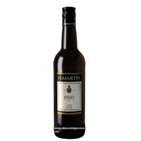 75 CL Pemartin feinen Sherry. Kaufen Sie 6 Flaschen mit 10% Rabatt