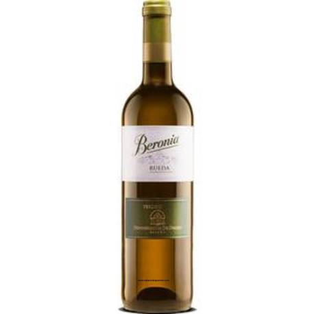 Beronia wheel Verdejo white wine 75 cl. buy 6 bottles and 5% discount