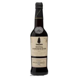 Dry Oloroso Sherry-Bodegas Sandeman Königlichen Corregidor bot. 50cl.