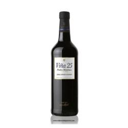 D.O. Jerez Xérès Sherry Pedro Ximenez Sherry winery Bodegas Domecq 25 bot. 75 cl.