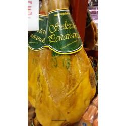 Jamon serrano sélectionner Salamanca Peñaranda 7,5 kilos. 5 UNITES D'AFFICHAGE acheter un rabais de 5%