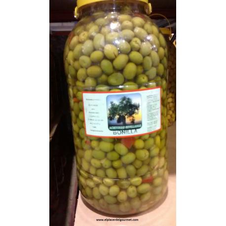 Bonilla Oliven Chupadedo Kanister 5 Kilo. Kaufen Sie 5 Einheiten mit 10% Rabatt