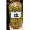 Bonilla Oliven verdial Kanister 5 Kilo. Kaufen Sie 5 Einheiten mit 10% Rabatt