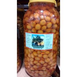 Bonilla Kanister 5 Kilo Oliven Sardellen Geschmack. Kaufen Sie 5 Einheiten mit 10% Rabatt