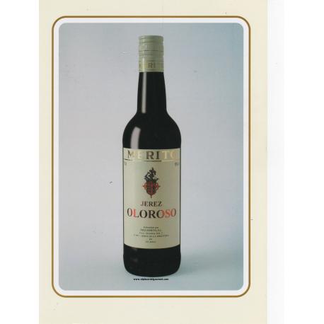 duftend Sherry Wein Merito bot. 70cl. kaufen 6 Flaschen mit 10% Rabatt