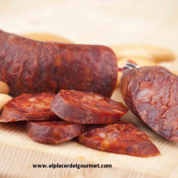Iberian chorizo horseshoe 1k. Buy 5 kilos with 10% discount