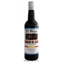 Vinagre de Jerez D.O. el Rioje 75 cl.compra 6 botellas con un 10% de descuento