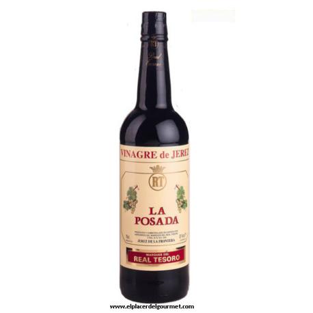 Vinagre de Jerez Gran Gusto D.O. Bodegas Paz Morilla 37,5 cl. Compra 6 botellas con un 10% de descuento