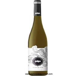 75cl Octopus vin blanc Albariño.