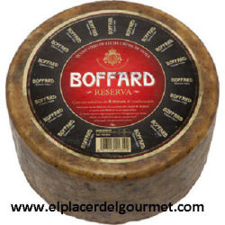 cheese old reserve BOFFARD raw sheep's milk weighing approximately 3,125 kg piece
