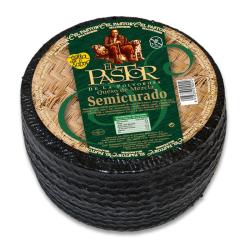 queso el pastor mezcla semicurado pieza 3k. 27 euros