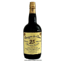 SHERRY VINEGAR BOOK 25.D.E. Paez Morilla bot 75 cl