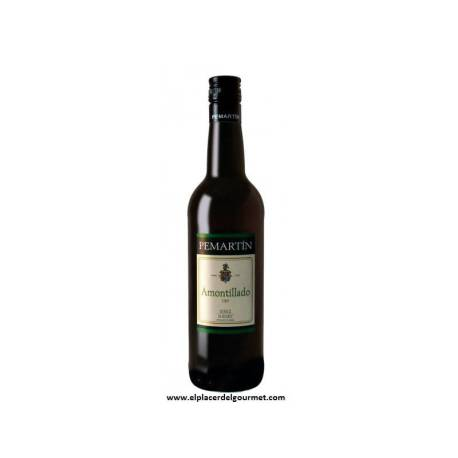 Le mérite de Merito amontillado sherry.